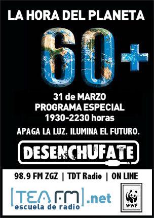 LA HORA DEL PLANETA - TEA FM
